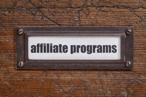 how to find an affiliate program