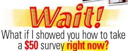 $50 survey