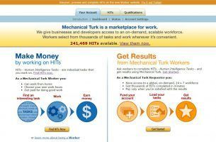 How Much Can You Earn With Amazon Mechanical Turk?