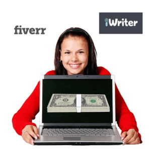 How To Make Money With Fiverr And iWriter