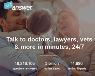Ask an Expert & Get Answers to Your Questions