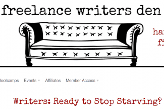 Freelance Writers Den Review