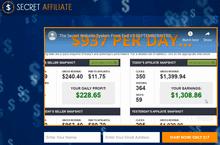 Secret Affiliate Website Review: Scam Or Legit?