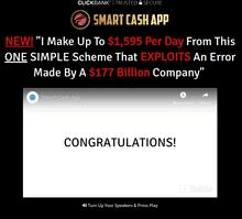 Smart Cash App Review: Scam Or Legit Secret System?