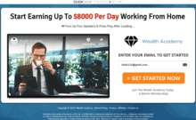 Wealth Academy review