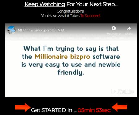 millionaire bizpro software