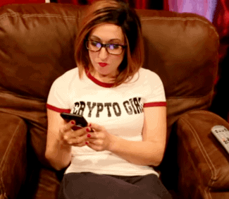 who is the cryptogirl