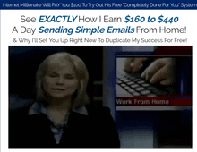 Copy My Email System Review: Scam Or $440 A Day?
