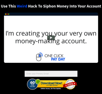 Is One Click Payday A Scam? (Honest Review)