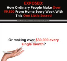 Voice Cash Pro Review: Scam Or $9,800 From Home Every Week?