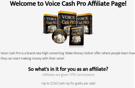 voice cash pro pricing