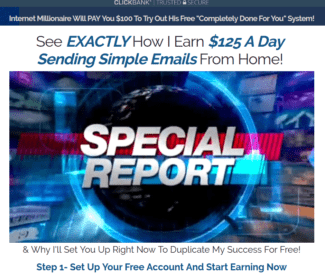 Instant email empire review - scam or legit