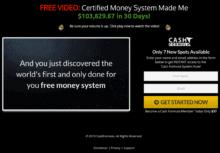 cash formula review - scam or legit