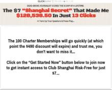Club Shanghai Review: Scam Or Legit?