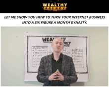 wealthy agency review: scam or legit?