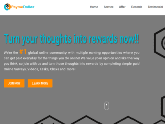 paymedollar review - scam or legit?