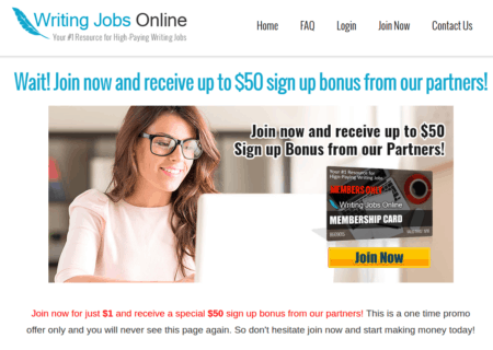 Is Writing Jobs Online A Scam? (Honest Review) - MakeMoneyBay