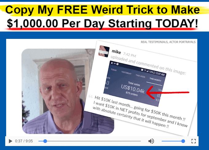 fake testimonial - online innovations