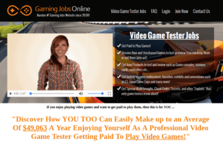 Is Gaming Jobs Online A Scam? - Review