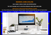 is mommy jobs online a scam? - review