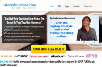 Is Tutor Jobs Online A Scam? - review