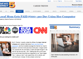 Cash Website Success review - scam or legit?