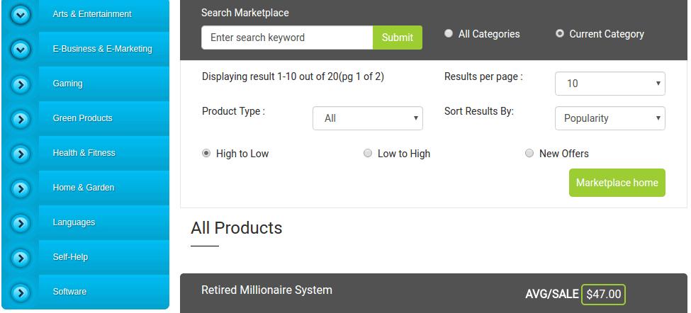 marketplace - clickbetter