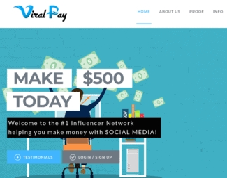 Is Viral Pay Legit Or A Scam? - Review
