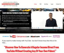 youtube secrets review - scam or legit?