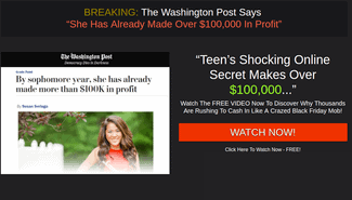 100K Online Secret review - scam or legit?