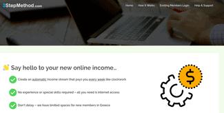 3 step method review - scam or legit?