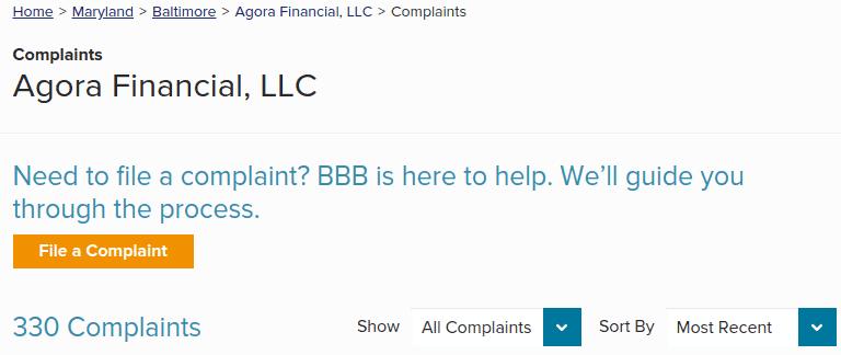 cash for patriots program complaints