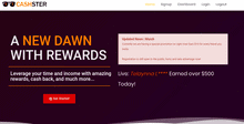 is cashster a scam? - review