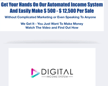digital income system review: scam or legit?