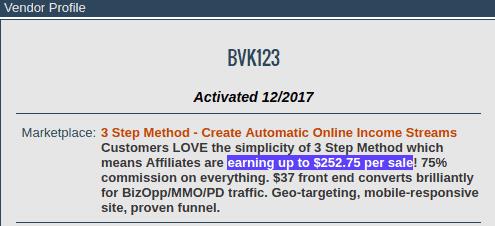 pricing 3 step method