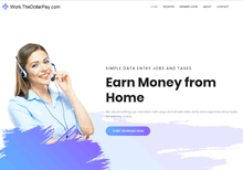 Is Work.TheDollarPay.com a scam or legit?