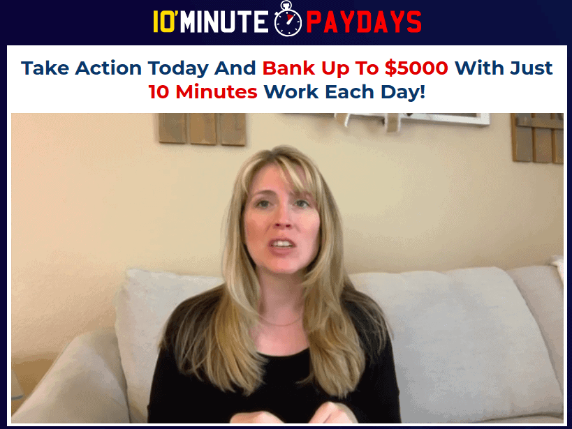 10 minute paydays fake testimonial