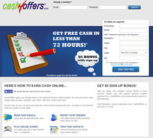 is cash4offers a scam? - review
