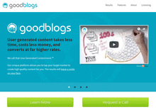 goodblogs review