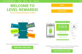 is level rewards legit? - review