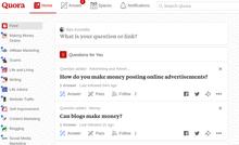 how to make money using quora