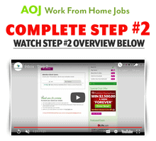aoj work from home jobs review - scam or legit?