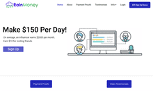 is rainmoney a legit site? - review