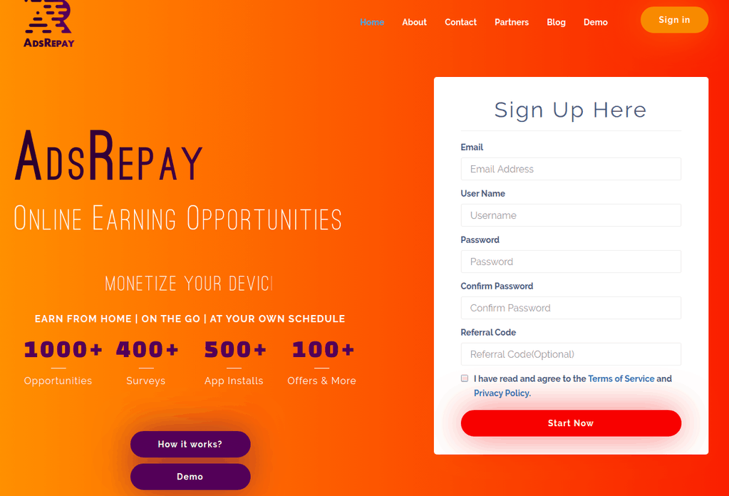 adsrepay review - scam or legit?
