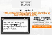 side hustle secrets review - scam or legit?