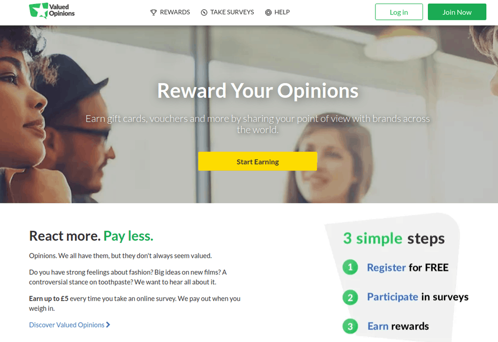 is valued opinions legit or a scam? - review