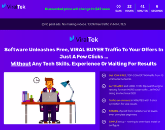 viraltek review - scam or legit?