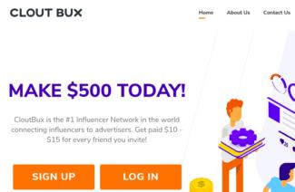 cloutbux review - scam or legit?