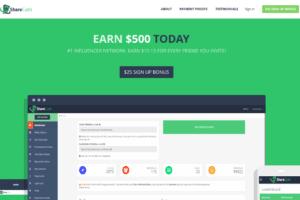 sharecash review - scam or legit?