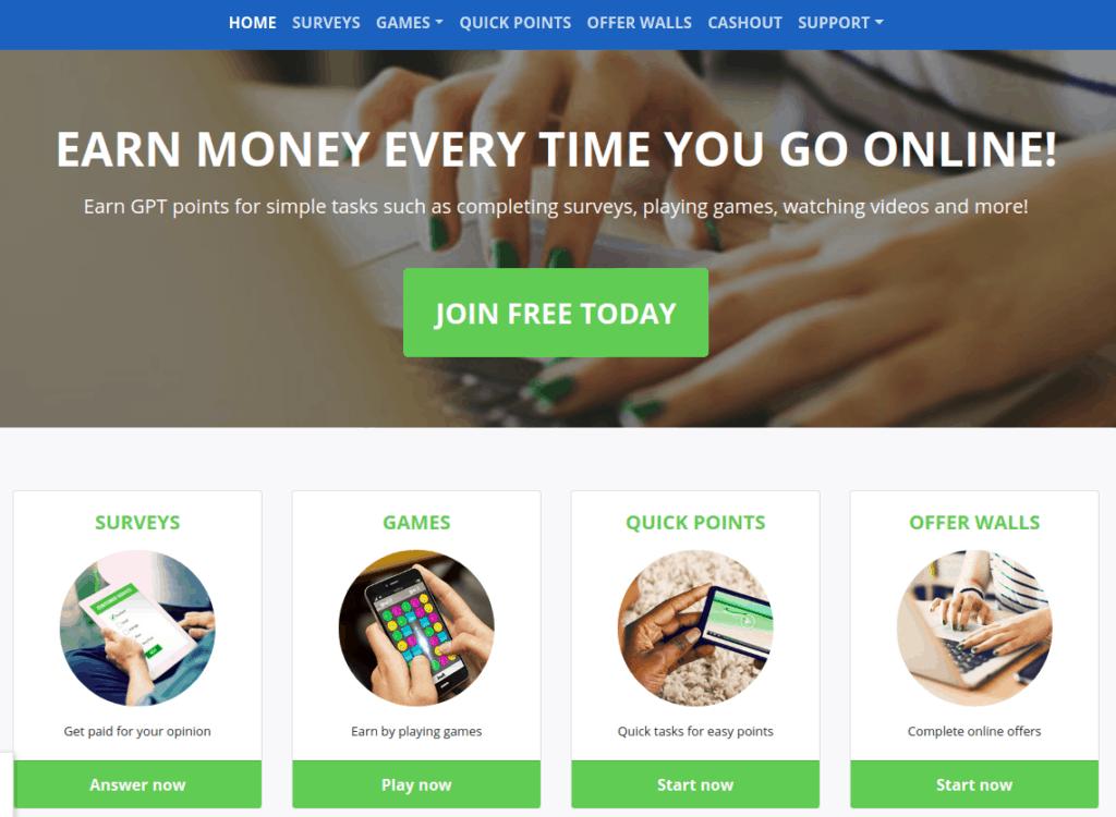 getpaidto.com review - scam or legit